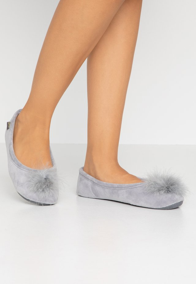 BALLET - Chaussons - steel