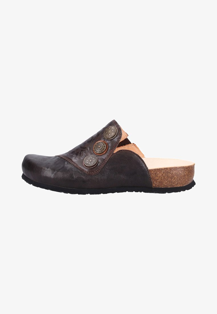 Think! - Mules - brown