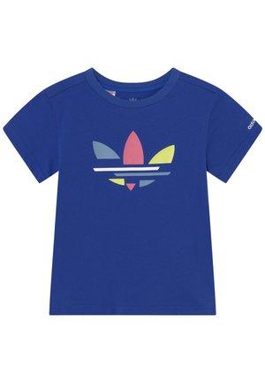 TEE UNISEX - Print T-shirt - bold blue