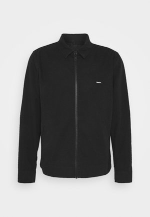 HAIGHT HARRINGTON JACKET - Giacca leggera - mineral black