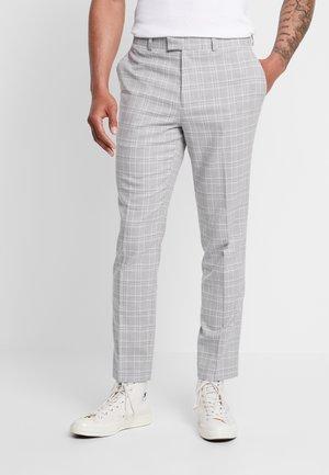 LEVI - Spodnie garniturowe - grey