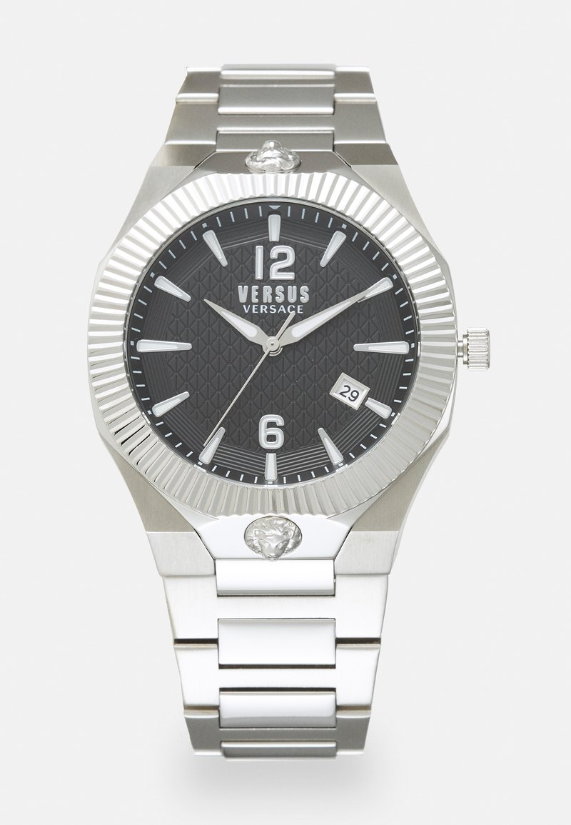 Versus Versace - ECHO PARK - Watch - silver-coloured/black