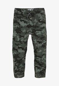 Cotton On - LOGAN CUFFED - Trousers - khaki - 3
