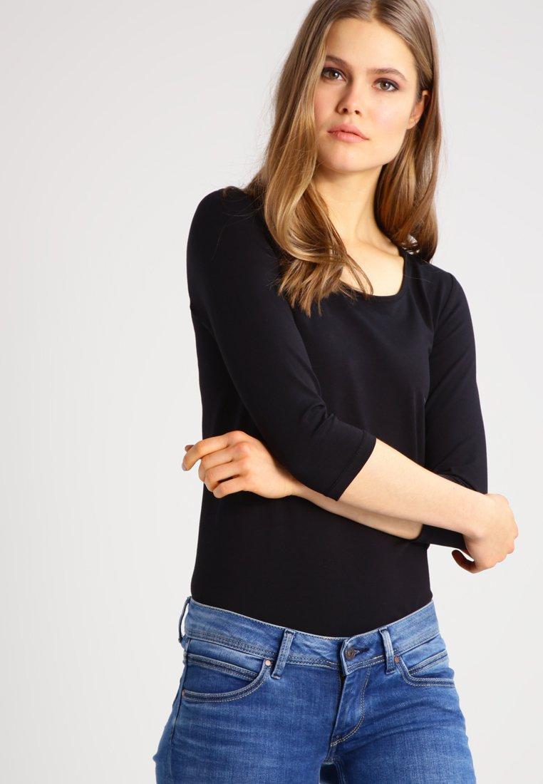 someday. - KAIN - Bluzka z długim rękawem - black