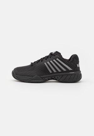 HYPERCOURT EXPRESS 2 HB - Zapatillas de tenis para todas las superficies - black/silver