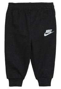 Nike Sportswear - SPLIT FUTURA PANT BABY SET - Body - black heather - 2