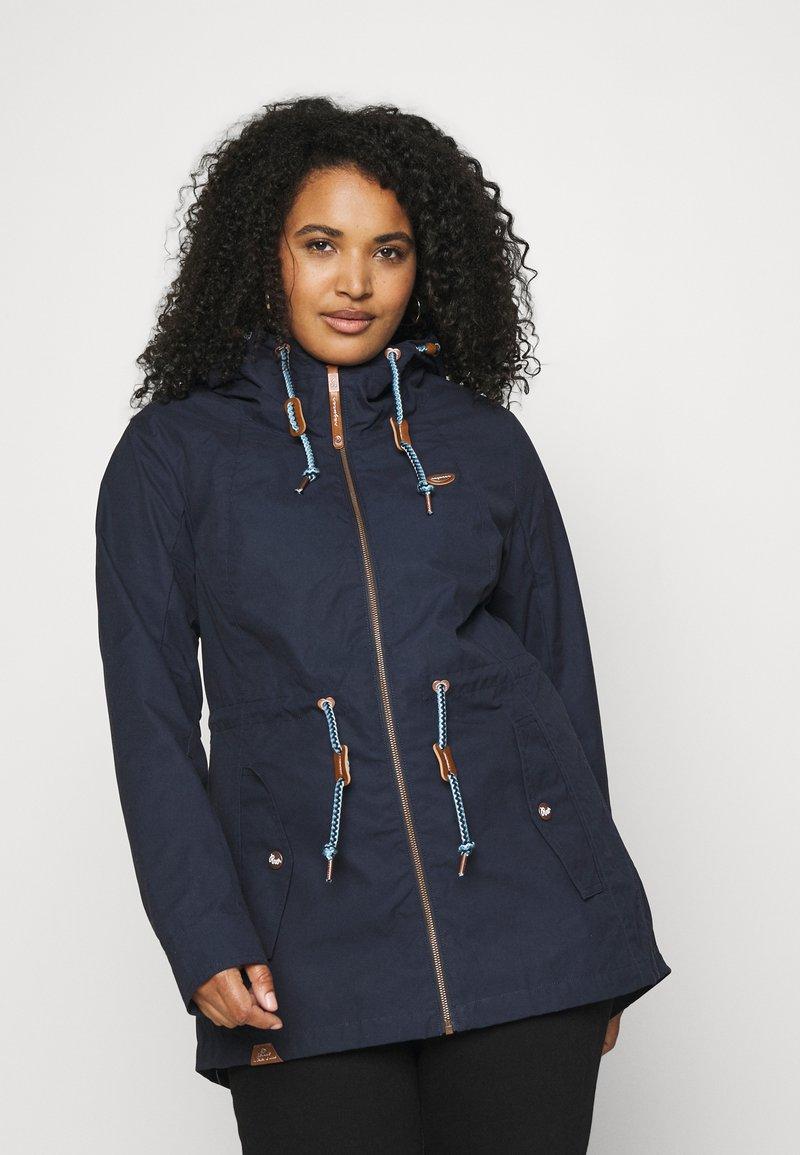 Ragwear Plus - MONADIS - Summer jacket - navy