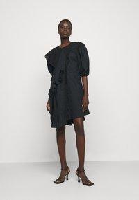 Vivetta - DRESS - Koktejlové šaty/ šaty na párty - black - 1