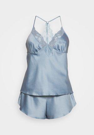 MEGHAN CAMI - Pyjama set - blue