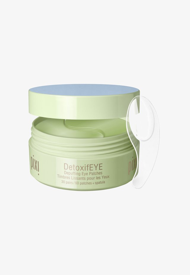 DETOXIFEYE DEPUFFING HYDROGEL UNDER- EYE PATCHES - Augenpflege - -