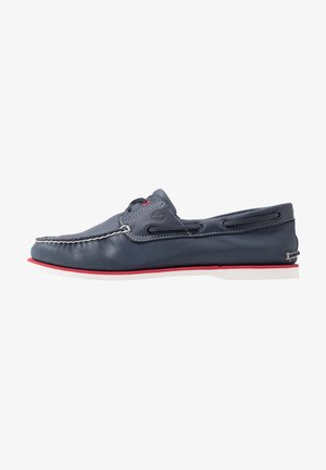 CLASSIC BOAT - Boat shoes - navy