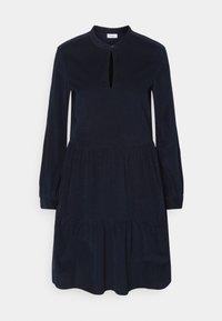 Marc O'Polo DENIM - DRESS GATHERED SKIRT - Day dress - scandinavian blue - 0