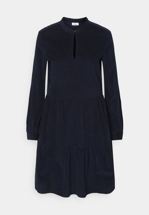 DRESS GATHERED SKIRT - Robe d'été - scandinavian blue