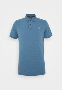 Hollister Co. - HERITAGE - Polotričko - dark blue - 4