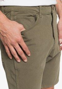 Quiksilver - Denim shorts - kalamata - 4