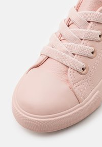 Cotton On - CLASSIC LACE UP TRAINER - Trainers - peach - 5