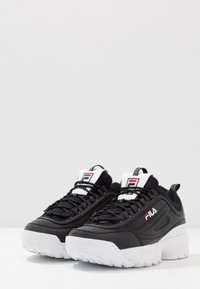 Fila - DISRUPTOR  - Baskets basses - black - 2
