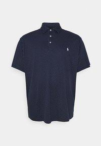 Polo Ralph Lauren Big & Tall - SHORT SLEEVE - Polo shirt - french navy - 0