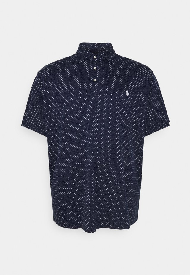 SHORT SLEEVE - Polo shirt - french navy