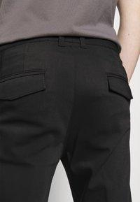 DRYKORN - KREW - Trousers - black - 4