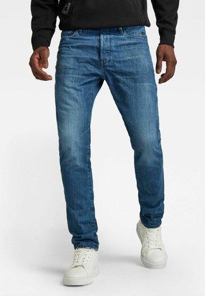 SCUTAR 3D - Slim fit jeans - faded caribbean
