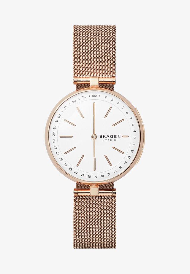 SIGNATUR - Smartwatch - rose gold-coloured