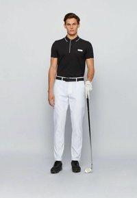 BOSS - PAUL BATCH - Polo shirt - black - 1