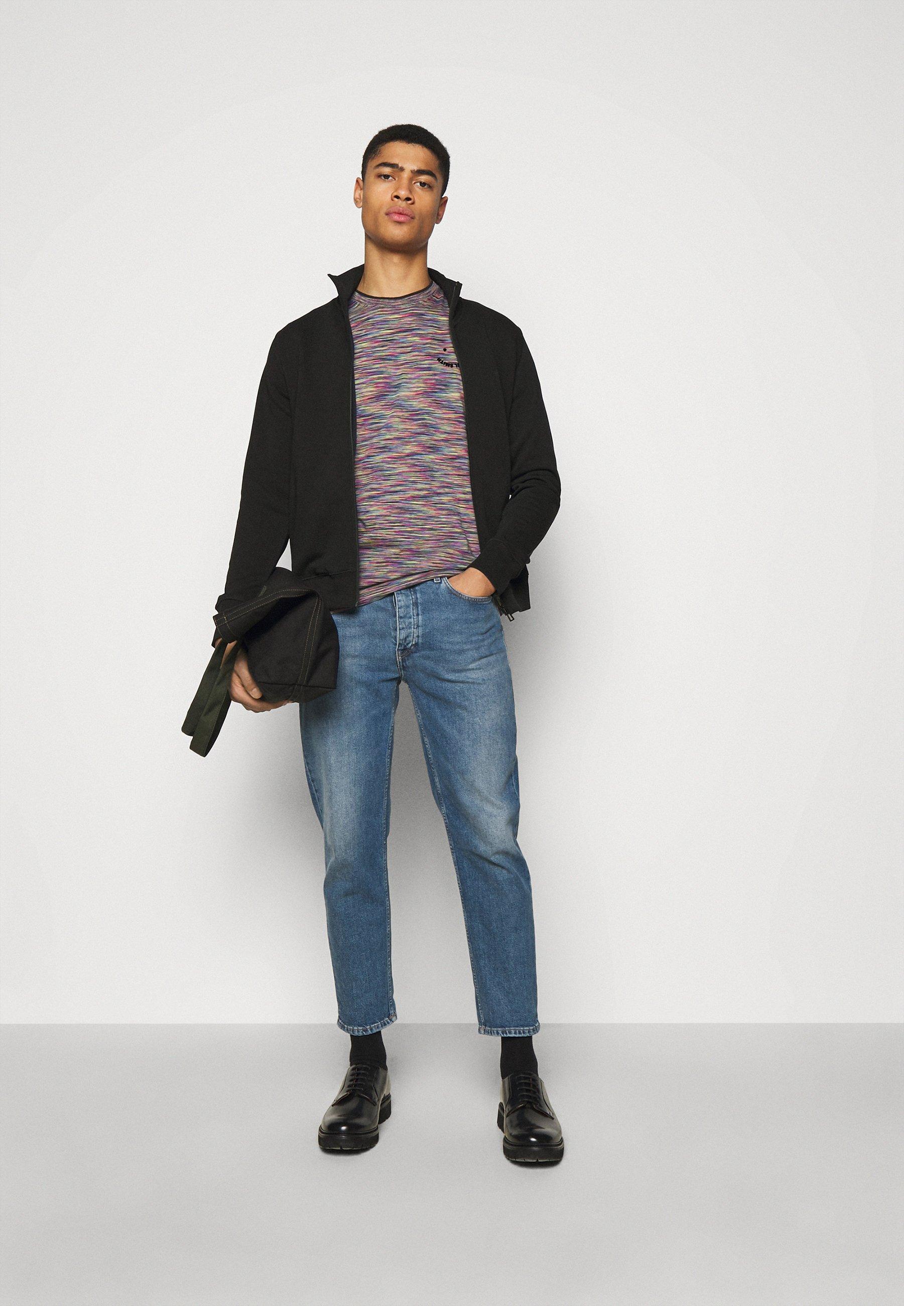 Men MENS REG FIT ZIP TOP - Zip-up sweatshirt