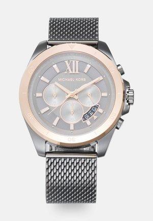 Chronograph - gunmetal