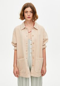 PULL&BEAR - IM WORKWEAR LOOK - Summer jacket - beige - 0