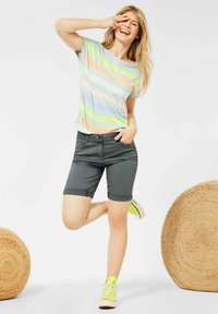 Cecil - Denim shorts - grau - 0