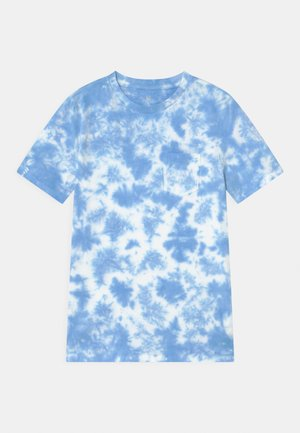 BOY SPECKLED DYE - T-shirt print - cloudy blue