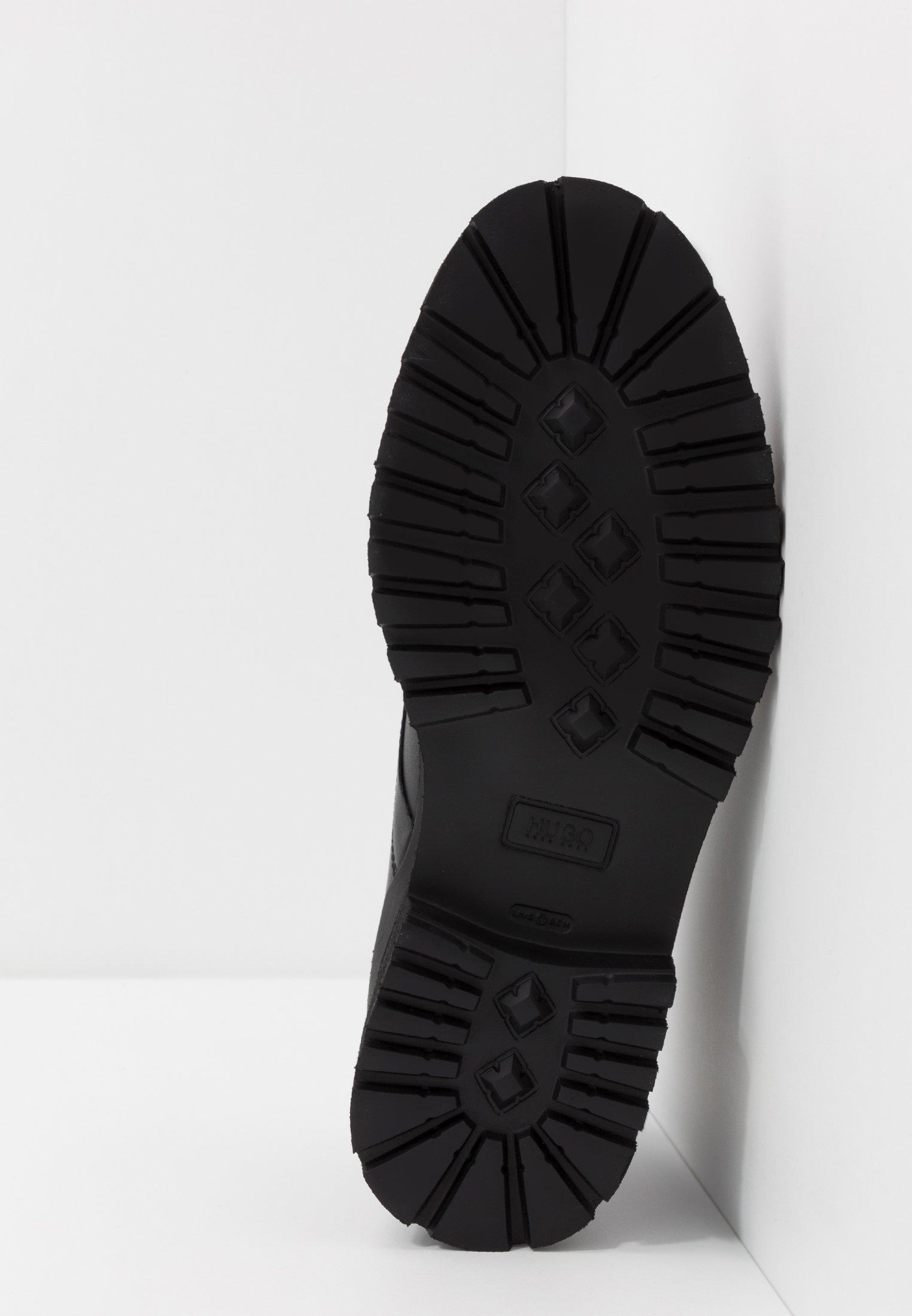 ADVENTURER Snörskor black