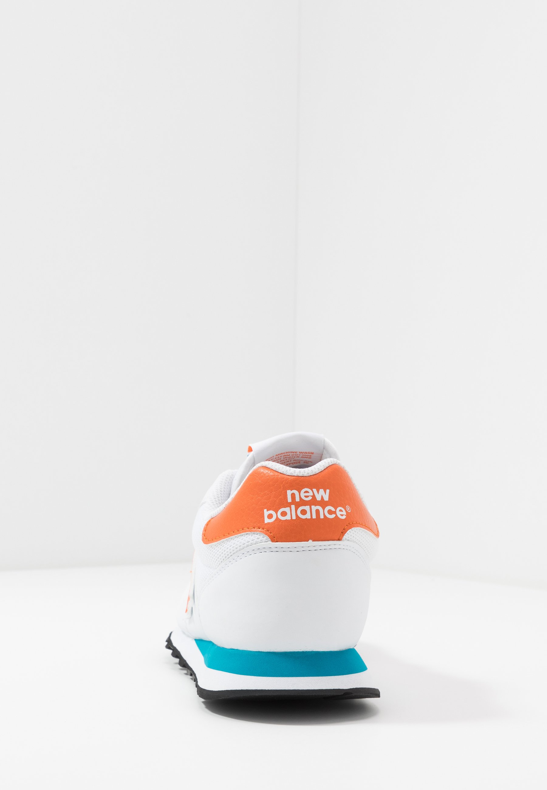500 - Trainers - white/orange/blue