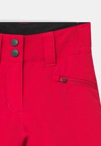 Ziener - ALIN UNISEX - Snow pants - neon pink - 3