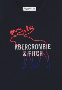 Abercrombie & Fitch - TECH LOGO - Long sleeved top - navy - 2