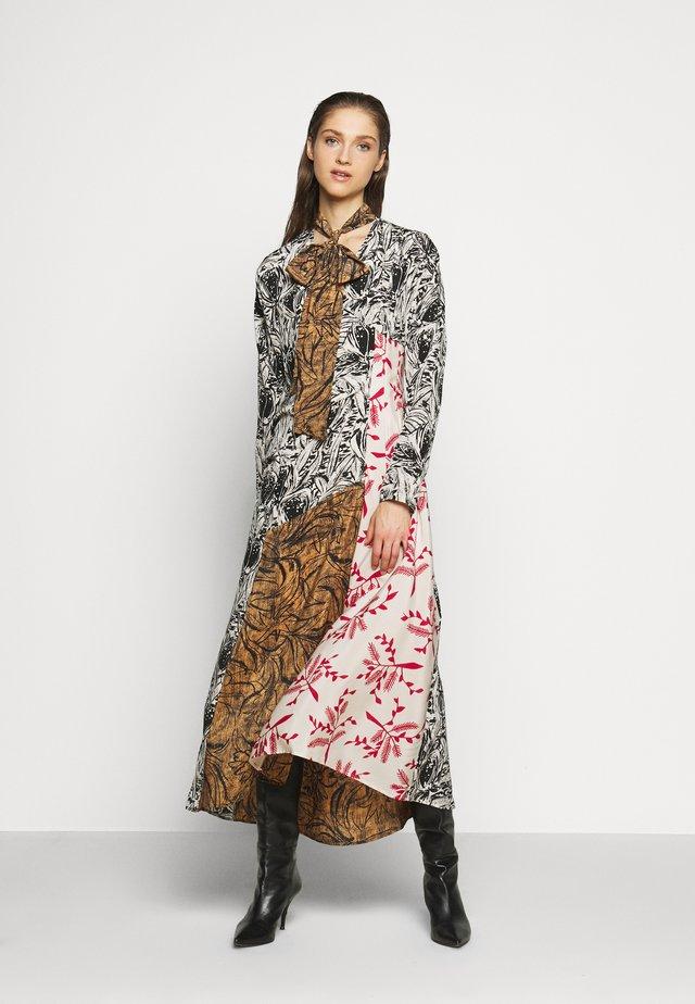 RAPALLO - Maxi dress - schwarz