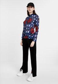 Desigual - CAM_DRAVA - Button-down blouse - blue - 1