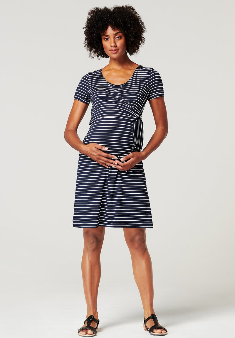 Esprit Maternity - Jersey dress - night sky blue