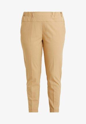 NAJA PANTS - Kalhoty - tannin