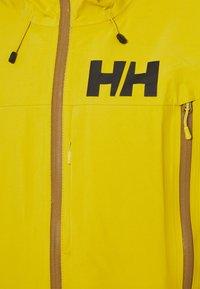 Helly Hansen - SOGN SHELL 2.0 JACKET - Kurtka snowboardowa - antique moss - 2