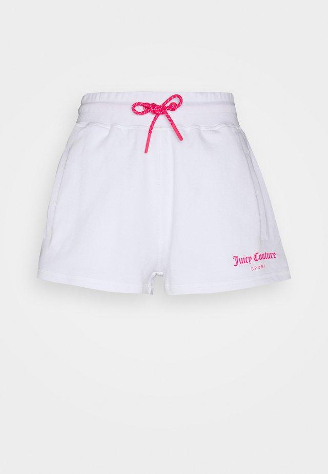HEAVEN SHORT - Pantaloncini sportivi - white