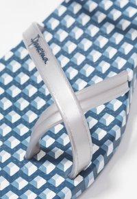 Ipanema - FASHION  - Pool shoes - blue/silver - 2