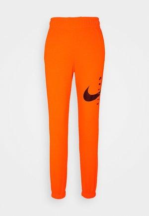 PANT - Teplákové kalhoty - total orange/black