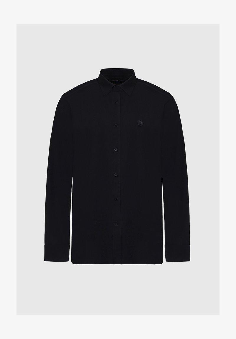 Diesel - S BILL - Camicia elegante - black
