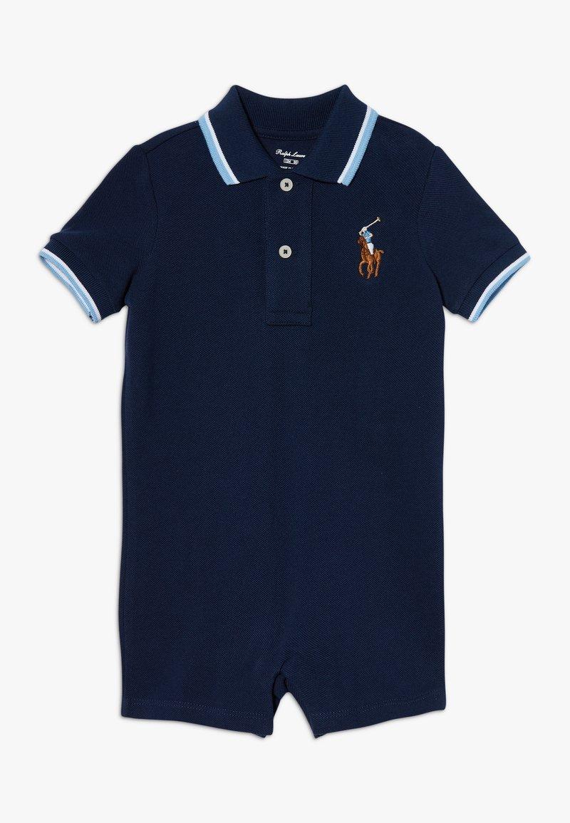 Polo Ralph Lauren - ONE PIECE SHORTALL - Combinaison - newport navy
