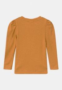 Name it - Top sdlouhým rukávem - spruce yellow - 1