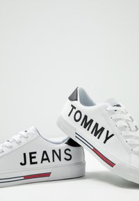 Tommy Jeans - CUT OUT  - Joggesko - white - 5