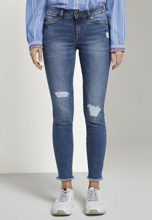 JONA - Jeans Skinny Fit - blue denim
