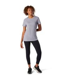 Smartwool - Basic T-shirt - light gray heather - 0